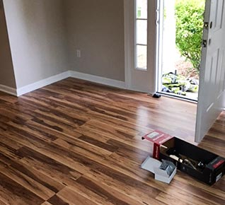 Hardwood Floor Refinishing & Installation Seattle